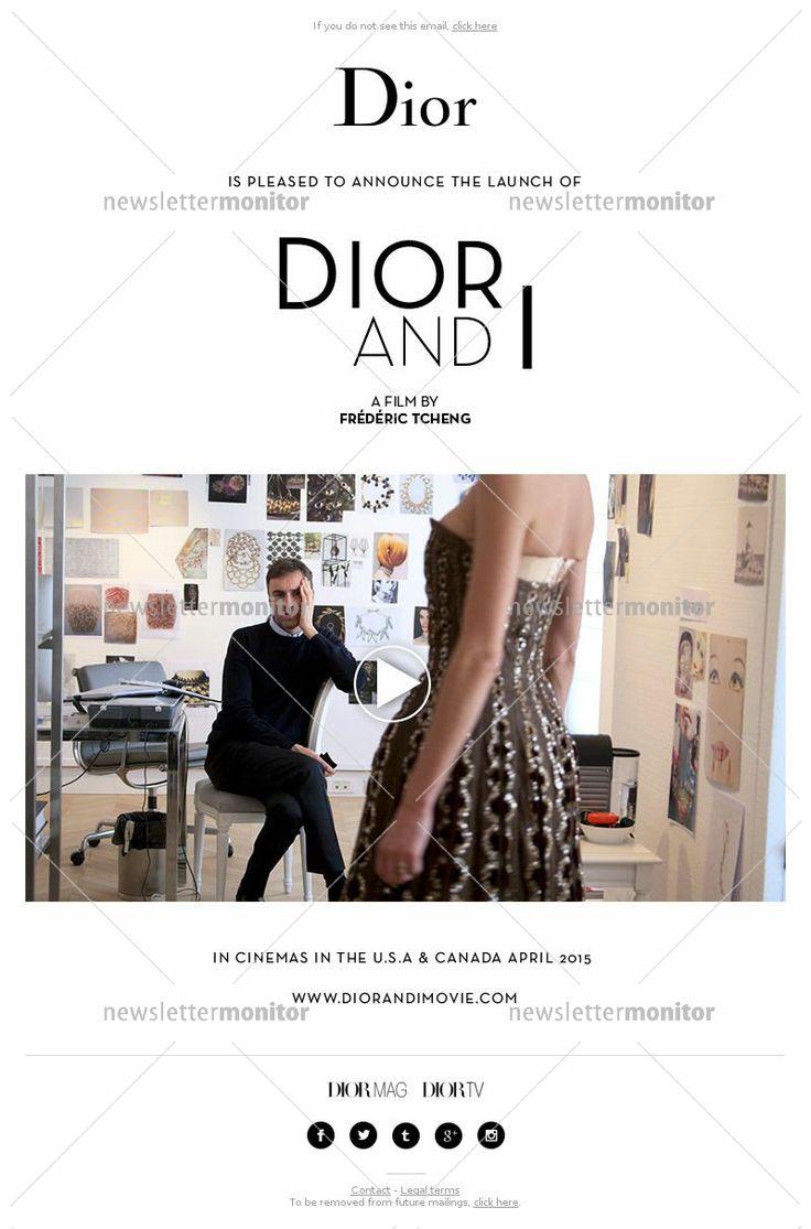 Dior & I movie - Coming soon