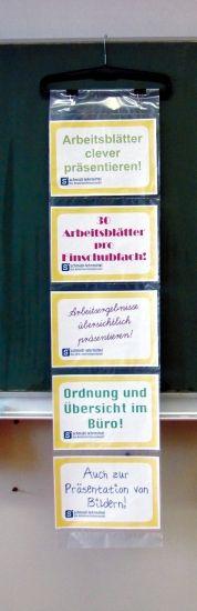 Hängetaschen-Folienschlauch-Querformat - Schmidt-Lehrmittelverlag