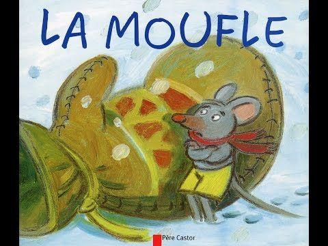 ▶ Chanson La moufle, librement inspirée de l'album du Père Castor - YouTube