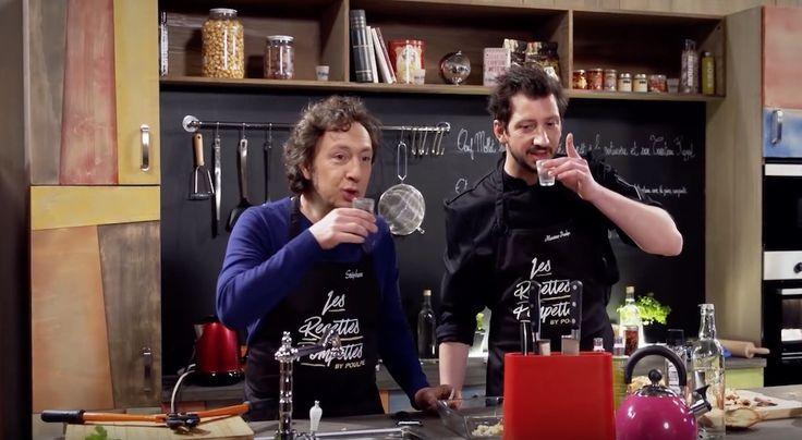 Les Recettes Pompettes, cuisine, alcool et dépendance ? - http://www.leshommesmodernes.com/recettes-pompettes/