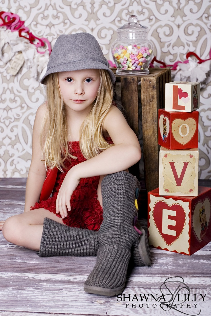 Valentines Day Photo cute props