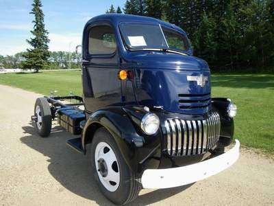 1946 Chevrolet COE Cab Over Engine Truck