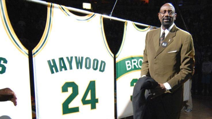 Spencer Haywood inducted into the Hall Of Fame