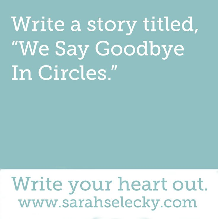 creative writing short story prompts Creative writing is an art it is a passion that i love to share with the world i am not ignorant to the millions of creative writers out there, thus i please choose one or as many short story prompts as you would like and feel free to write on them when you are finished, email your completed piece.