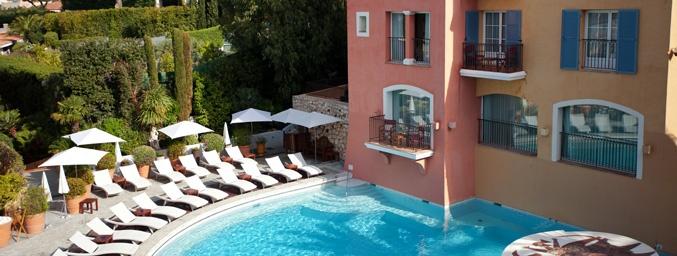 Hotel Byblos St Tropez