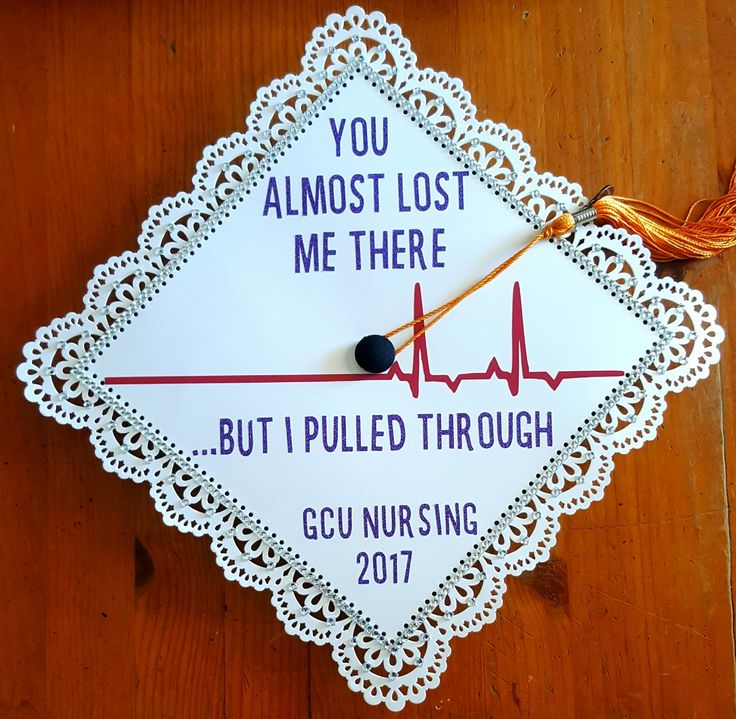 76 best Nursing Graduation Caps images on Pinterest ...