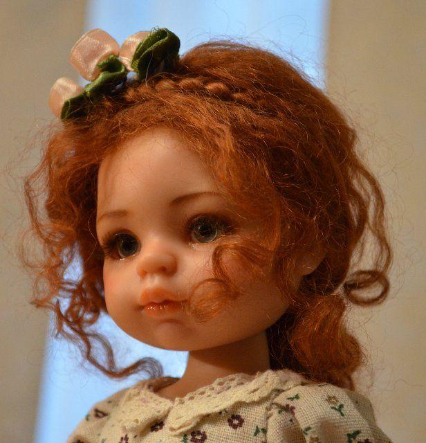 Ребекка (ООАК куклы от Paola Reina) / Игровые куклы / Шопик. Продать купить куклу / Бэйбики. Куклы фото. Одежда для кукол