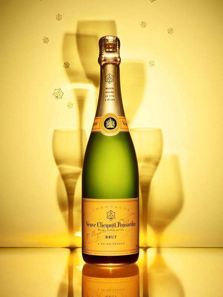 Veuve Clicquot - LOVE!!!!!!!!! Especially with my friend Karen! Cheers!