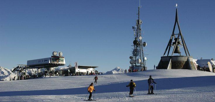 Gipfel Kronplatz #Winter