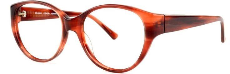 NEW Dolabany Retro Cateye Round BIG Wine eyeglasses sunglasses 53-17 Burgundy