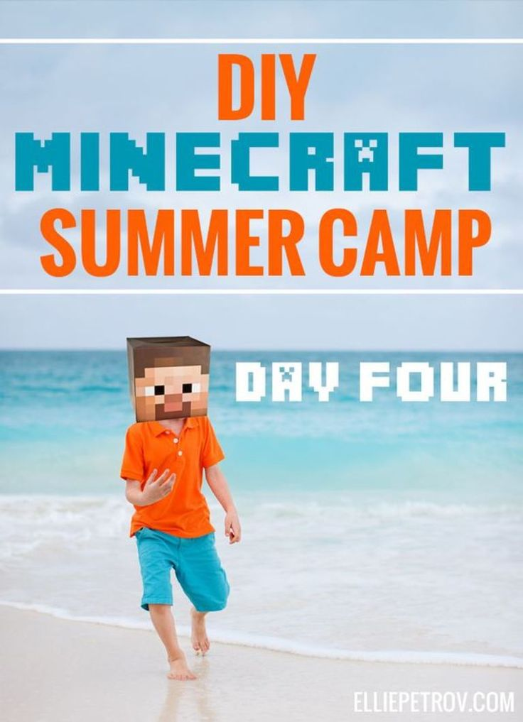 Minecraft 3D Game Design Summer Camp Course for Kids - iD Tech