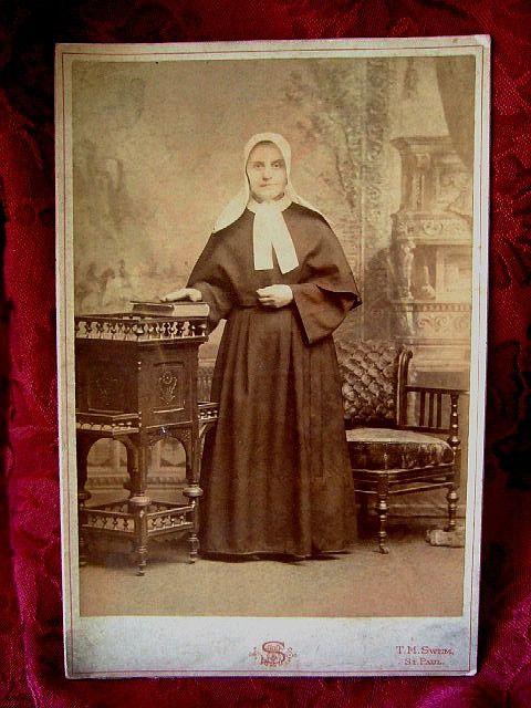 Postulant ~ School Sisters of Notre Dame | Habits | Long ...