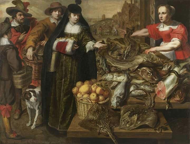 Adriaen van Utrecht Marten Pepijn