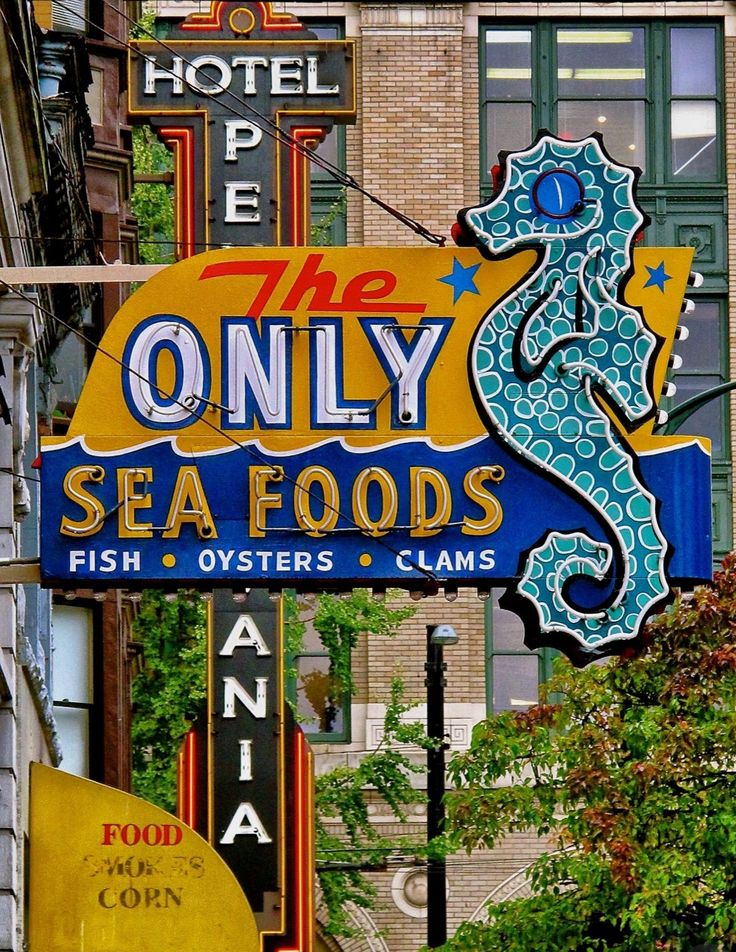 The Only Seafood, Hastings Street
