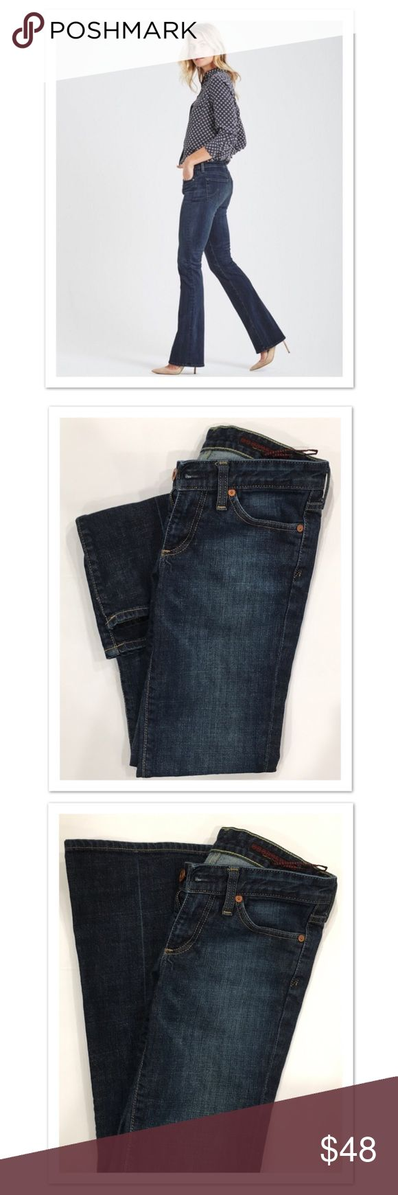 "AG Adriano Goldschmied Bootcut Jeans Adriano Goldschmied Bootcut Jeans  EXCELLENT CONDITION!  Style: The Club  Inseam: approx 31"" Rise: approx 7"" Ag Adriano Goldschmied Jeans Boot Cut"