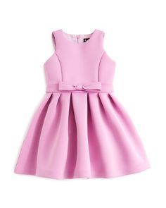Bardot Girls' Little Darling Scuba Fit and Flare Dress - Sizes 4-7