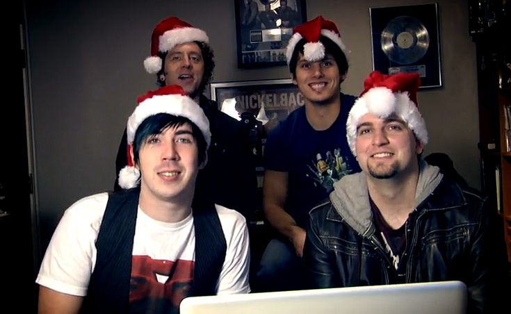 Merry Trenchmas! - Josh Ramsay Fans Online