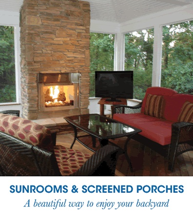 Best Of Sunroom with Fireplace
