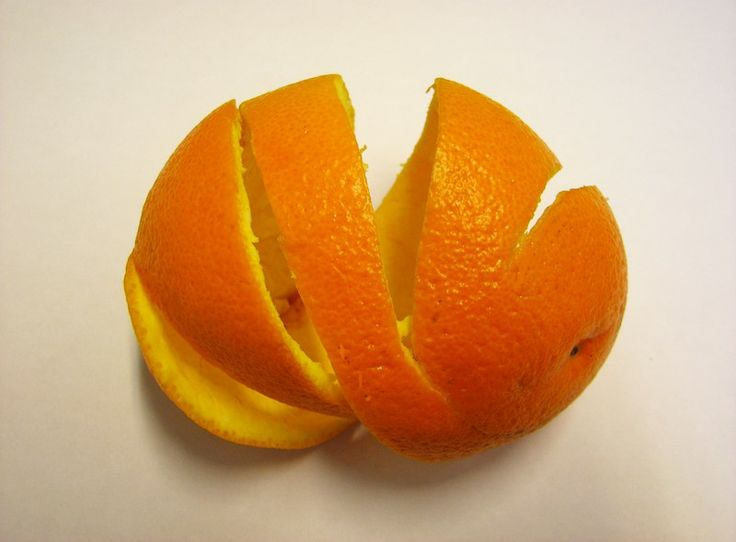 These Orange Peel Skin Benefits Are A Big Deal, So Don't Toss Them After You Snack