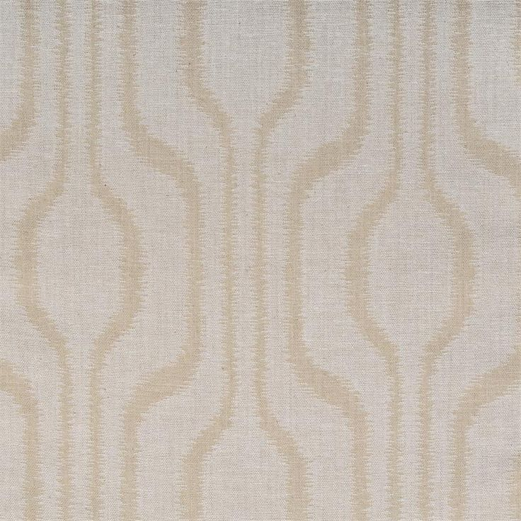 Azure ikat curtain panel available in 6 color choices for Linen shades window treatments