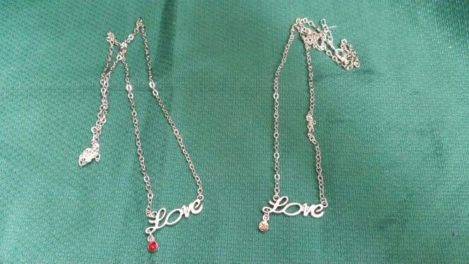 Lovely necklaces