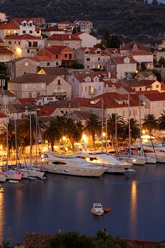 HVAR  This Croatian island in the Adriatic Sea has witnessed a huge surge in tourism in recent years, and with good reason. The entire place looks like a Game of Thrones set, and the island boasts some of the best food on the Dalmatian coast. Hi, fresh lobster and Zinfandel wines.