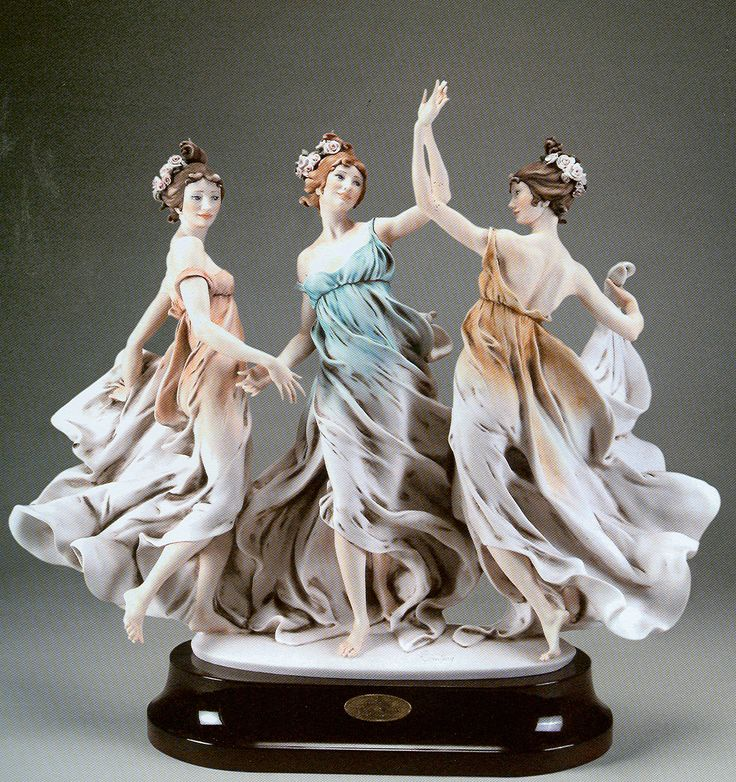 """Armani. Spring Dance 1811C. """"Spring Dance"""" is sculpted as a fite of renewal, an allegory of Sring and as a renewal of life after winter's long cold sleep"""