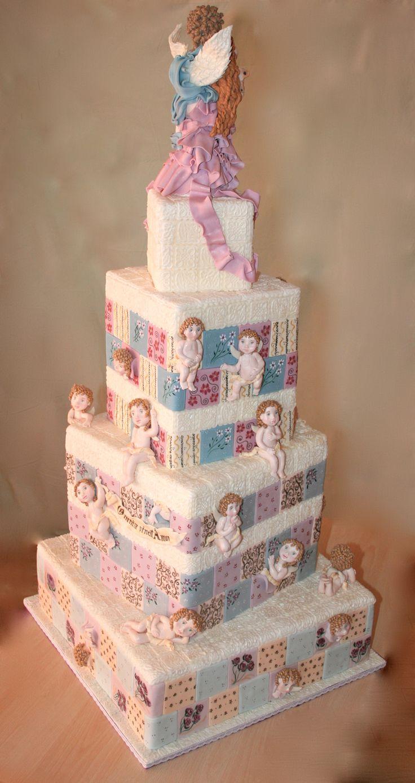 """Valentina Donati """"Le torte di Mariposa""""- Lavorazione. L'amore nelle grandi opere d'arte"""