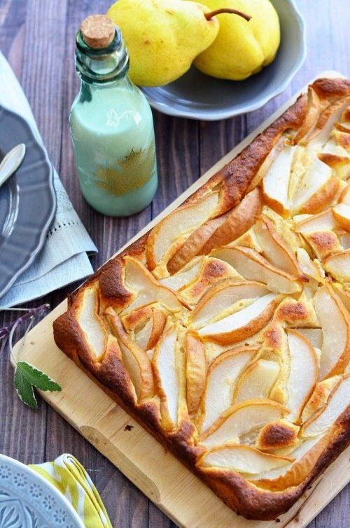 Körtés-túrós kevert sütemény recept