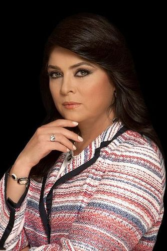 Victoria Ruffo (born: May 31, 1962, Mexico City, Mexico) is a Mexican actress. She is notable for her roles in telenovelas. She is a Telenovela actress since 1980.