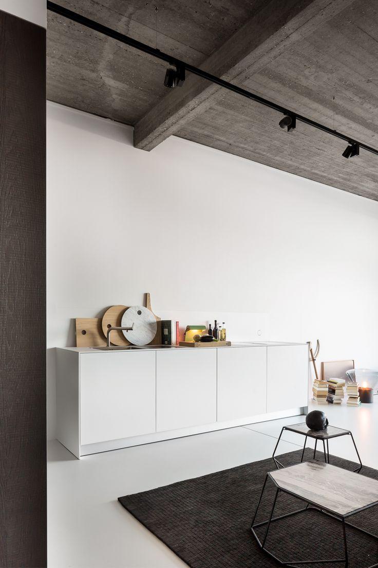 bulthaup - b3 keuken - realisatie door k vorm - photo < cafeine.be >…