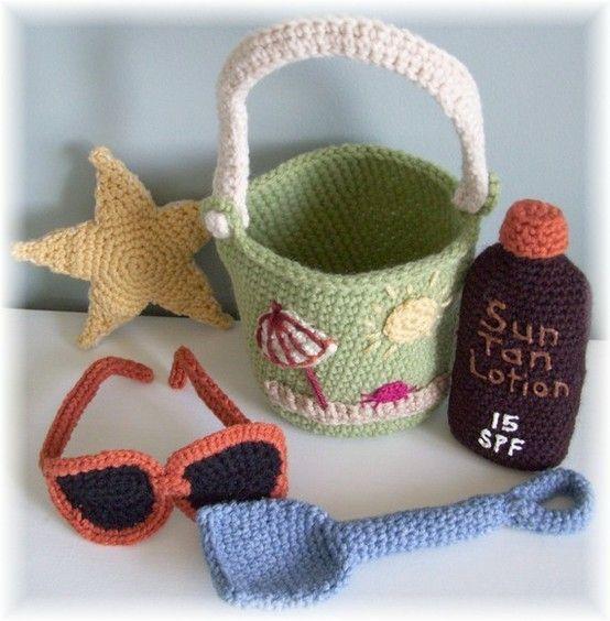 summer crochet by michael