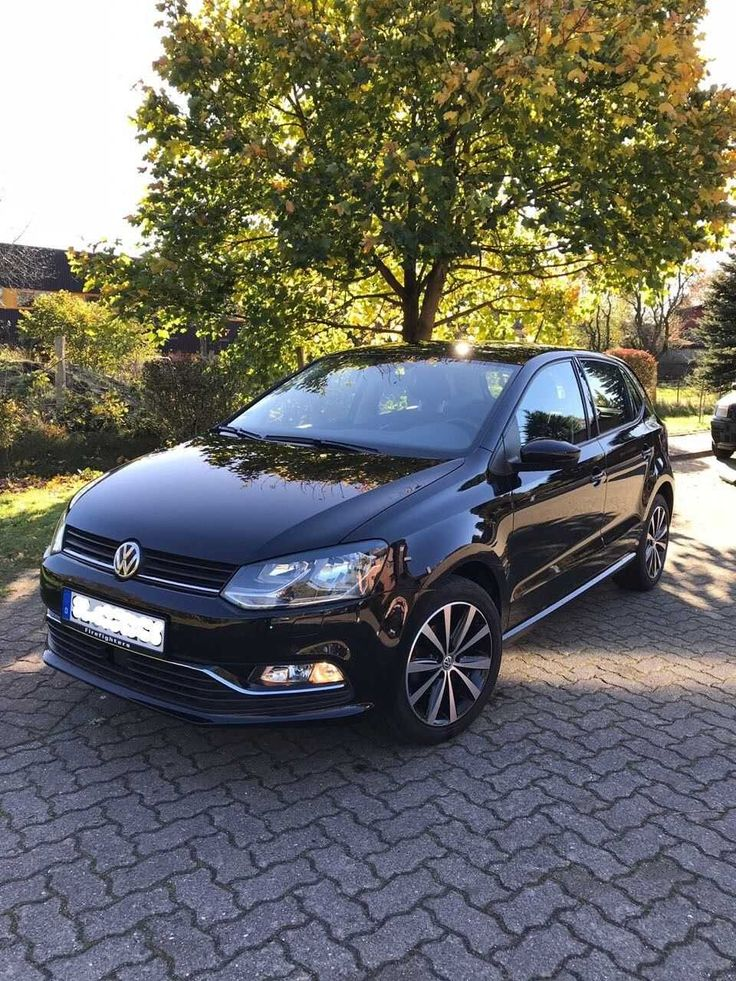 VW Polo, TDI, 90 PS, Euro 6, Nichtraucherfahrzeug