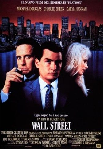 Watch Wall Street (1987) Full Movie Online Streaming