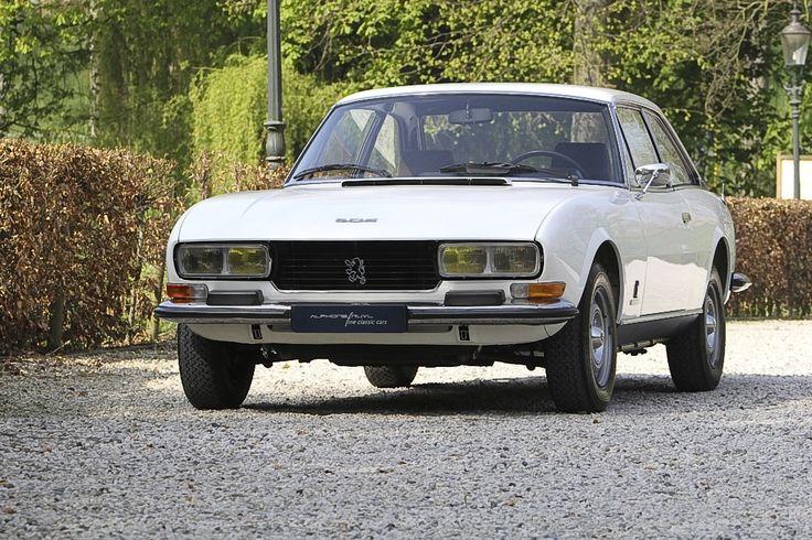1976 Peugeot 504 V6 Coupé by Pininfarina | Classic Driver Market