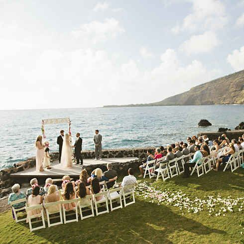 25 Impossibly Beautiful Wedding Locations In Hawaii...destination wedding? ;) :D
