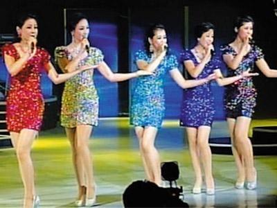Propaganda Korea utara Lewat Girl Band   Berita Digital Kalteng