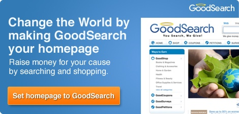 http://www.goodsearch.com/  Do searches to help your favorite charities including ASPCA, Best Friends Animal Society and others.