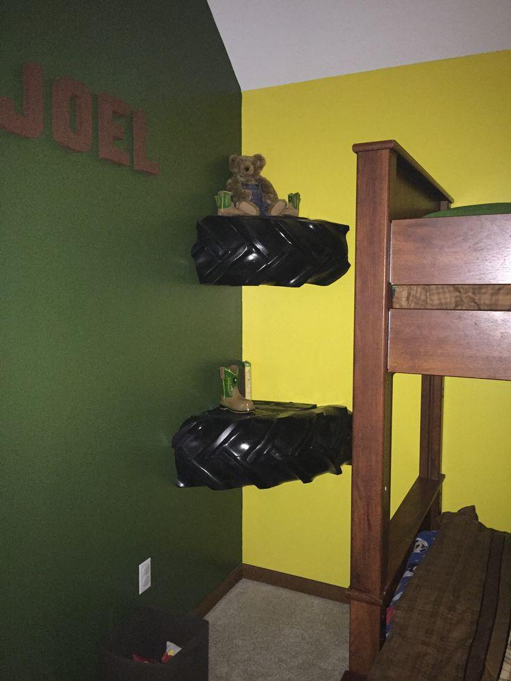 John Deere Boys Bedroom
