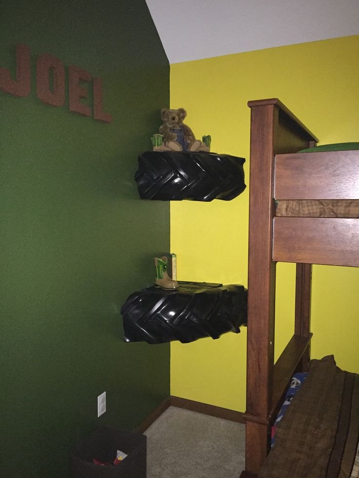 John Deere Boys Bedroom
