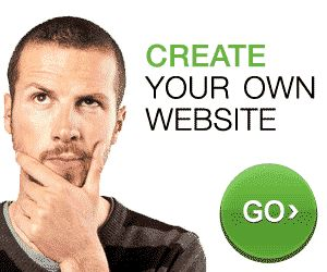 create your own website for free