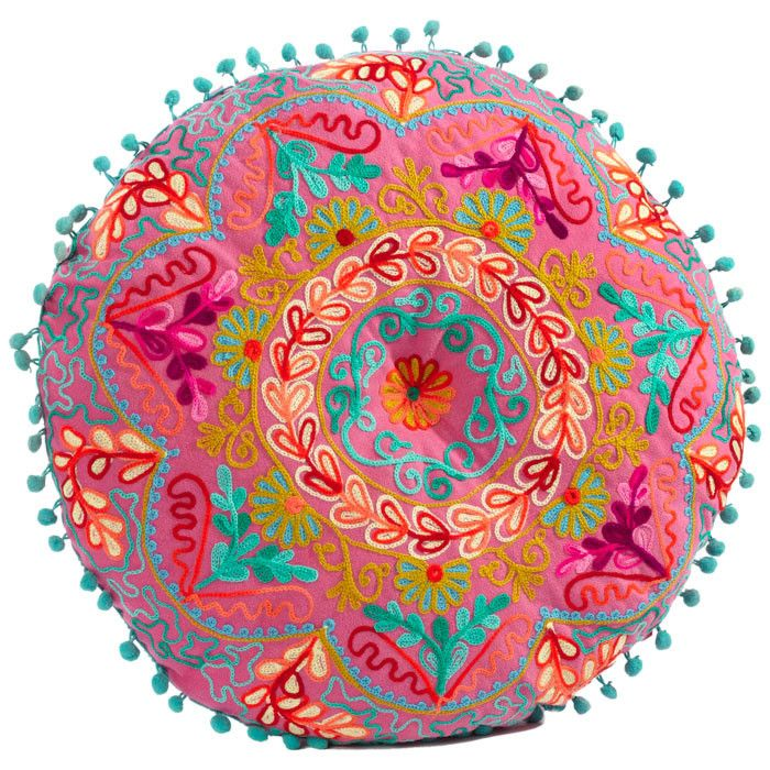 Blossom Cushion - Feeling Adventurous on Joss & Main