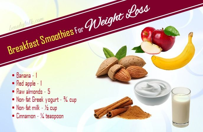 18 Diy Weight Loss Smoothie Recipes Make Me Happy