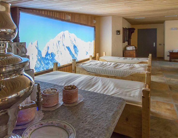 Bellevue Hotel val D'Aosta - Spa