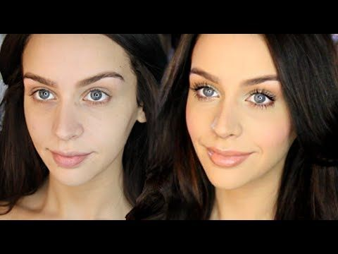 ▶ Simple EVERYDAY Makeup Look in UNDER 10 MINUTES! - YouTube