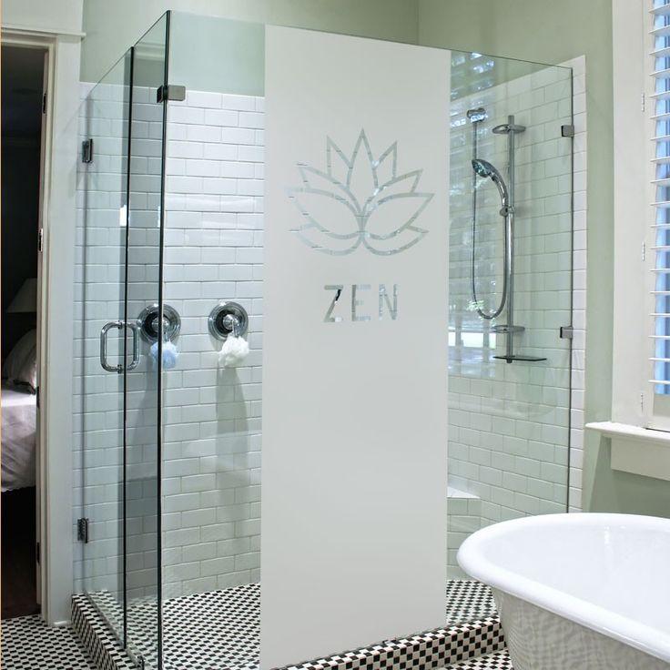 68 best paroi de douche images on pinterest decals fishing line and shower screen. Black Bedroom Furniture Sets. Home Design Ideas