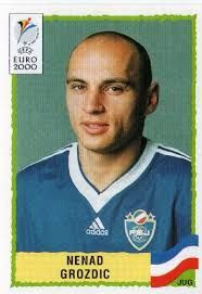 Image result for euro 2000 panini grozdic