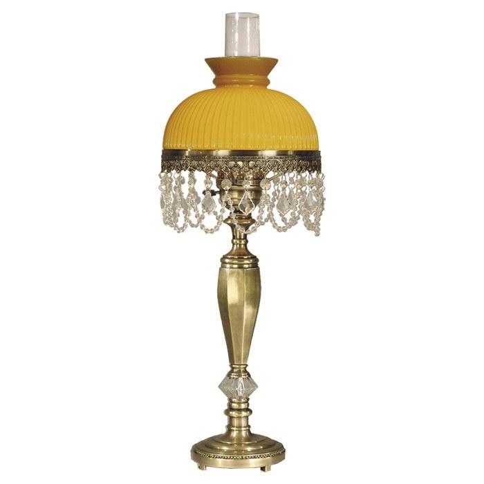 Diego hurricane table lamp