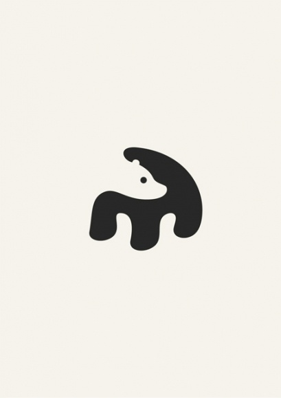 Negative Space Bear by Fresh and Curious on The Bazaar. Buy creative products by Fresh and Curious online!
