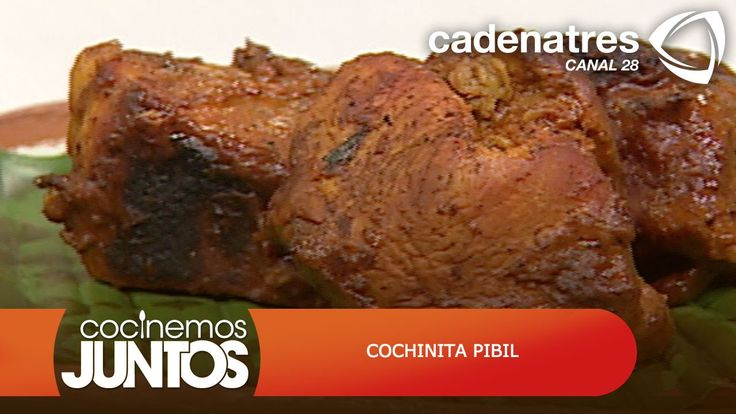 Cómo preparar cochinita pibil / Cochinita pibil / Cochinita pibil receta